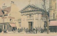 PARIS - Eglise Saint-Denys-De-La-Chapelle - France