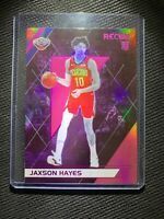 2019-20 Panini Chronicles Jaxson Hayes RC PINK Recon New Orleans Pelicans #286