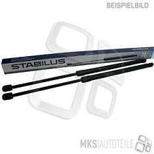 2 x STABILUS GASFEDER HECKKLAPPE KOFFER LADERAUM SET BEIDSEITIG SEAT 3882945
