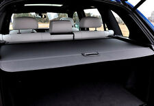 2008-2015 For BMW X5 E70 F15 Rear Trunk Cargo Cover Security Shade Black