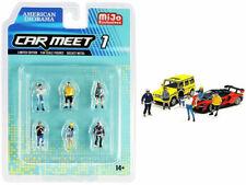 CAR MEET 1 - Figuren ***American Diorama Diecast 1:64 NEU