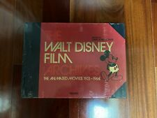 The Walt Disney Film Archives. the Animated Movies 1921-1968 Taschen New Sealed