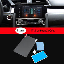 Car GPS Screen Film Protector Navigation Tempered Glass Film For Honda Civic