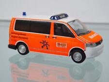 Rietze 53431 - 1:87 - VW T5 GP médecin d'urgence ASB Hanovre -