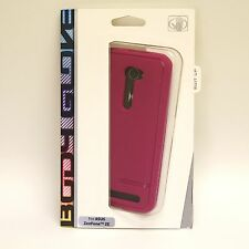BodyGlove 4998D Satin Anti Microbial Gel Case for ASUS ZenFone 2E - Pink