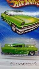 Hot Wheels 2010 '56 Merc Hot Auction GREEN 163/240 New & Sealed  [ 29 ]