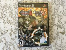 Metal Slug 4/Metal Slug 5 (Sony PlayStation 2, 2005)