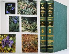 Rickett  The Wild Flowers of the United States. The Northeast 2V Illust ex-lib