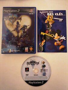 Kingdom Hearts - PS2 / Playstation 2 - Sans Notice - FR