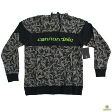 Sugoi Cannondale Black/Camo Hoodie - Small