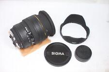 Sigma 20-40mm F/2.8 EX DG ASPHERICAL AF Lens for Nikon