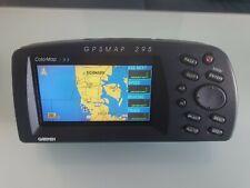 GARMIN 295 GPS MAP - Flight Navigation Device