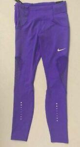 Nike Women's Speed Icon Clash 7/8 Running Leggings CJ2427 500 Size S