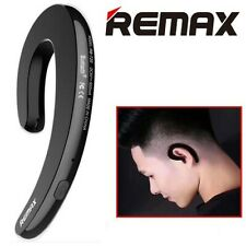 Remax RB-T20 Bluetooth Earpiece for iPhone Smartphone - Black
