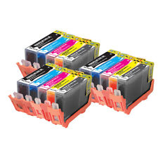 Compatible Ink for HP Photosmart 7510 eAIO 7520 eAIO B8550 B8553 364XL, 15-Pack