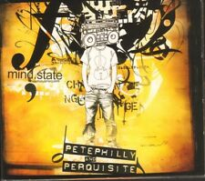 PETE PHILLY & and PERQUISITE Mindstate CD DIGIPACK 17 track 2005