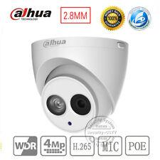 DaHua Dome Security Camera IPC-HDW4433C-A 4MP H.265 POE IR 2.8mm Installer Price