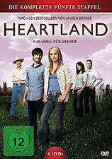 Heartland - Paradies für Pferde - Staffel 5 [6 DVDs] von ... | DVD | Zustand gut