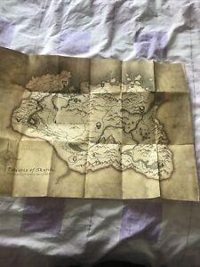 Skyrim  Textured Map