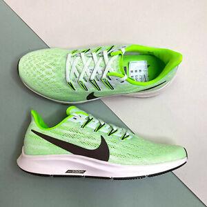 Nike Air Zoom Pegasus 36 Mens Running Shoes Green UK 7 EUR 41 US 8 AQ2203 003