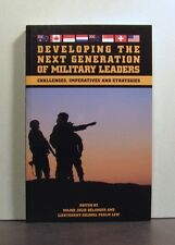 Developing the Next Generation of Military Leaders, Worldwide Analysis