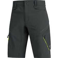 GORE BIKE WEAR Men's Knee-length Cycling shorts Super-Light Stretchy GORE Sel...