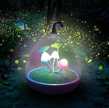 3Magic Garden Portable Nightlight Dimmable Mushroom Led Sensor Touch Night Light