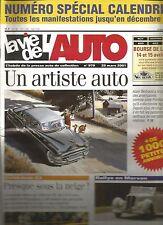 LA VIE DE L'AUTO N°979 REMPLACER UN GOUJON DE ROUE / RALLYE EN MORVAN