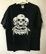 Discharge t-shirt UK punk D-Beat Conflict Doom Dischange Disclose hardcore