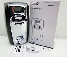 Rubbermaid Microburst Duet Dual Odor Control Dispenser Fg4870055 Air Freshener