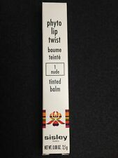 New In Box Sisley Phyto Lip Twist - # 1 Nude 2.5g