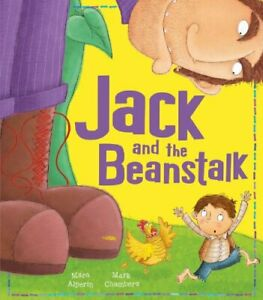 Jack and the Beanstalk (My First Fairy Tales) by Alperin, Mara Book The Cheap