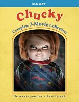 Chucky Complete 7-Movie Collection Blu-ray