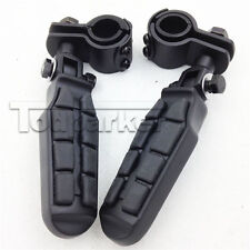 "1-1/4"" Highway Foot Pegs Crash Bar For Honda Shadow Aero VLX VF VT 600 750 1100"