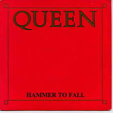 QUEEN -  Hammer to fall - 7'' (45 tours) - Silver label
