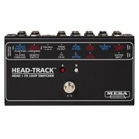 Mesa/Boogie Head-Track Guitar Amp Head FX Effects Loop Switcher Footswitch Pedal