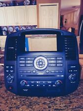 Nissan 2010 Pathfinder Le Bose Stereo system with Gps and jukebox