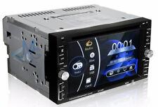 Stereo Autoradio Doppio Din Navigatore GPS DVD Bluetooth Usb Sd Cd Mp3 2Din 45 w