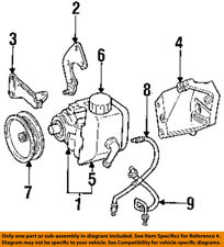 S L on Olds Power Steering Pump Diagram