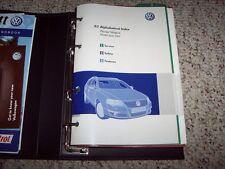2007 VW Volkswagen Passat Wagon Owner's Owner User Manual Value 2.0T 3.6L V6