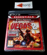 RAINBOWSIX VEGAS 2 Sony Playstation 3 PS3 Play PAL-España Castellano