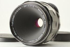 [Exc+4] PENTAX Super Macro Takumar 50mm f/4 M42 Lens From JAPAN