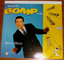 Barry Mann-Who Put The BOMP in the BOMP. BOMP. BOMP LP
