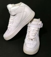 Nike Air Force 1 Mid Mens Size 11 Shoes Sneakers White 315123-111