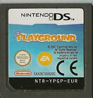 NINTENDO DS PLAYGROUND GAME CARTRIDGE ONLY