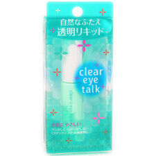 Koji Japan Makeup Clear Eye Talk II Double Eyelid Glue [Clear Finish]