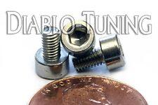 M3 x 5mm - Qty 10 - DIN 912 SOCKET HEAD Cap Screws - Stainless Steel A2 / 18-8