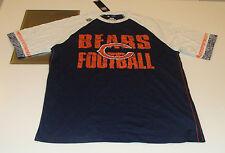 2013 Chicago Bears Zone Blitz IV Short Sleeves M T Shirt NFL Majestic Football