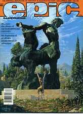 EPIC N° 9. 1981          MARVEL MAGAZINE OF FANTASY & SCIENCE-FICTION