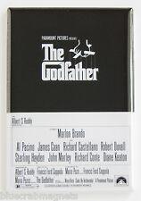 The Godfather FRIDGE MAGNET (2 x 3 inches) movie poster marlon brando mario puzo